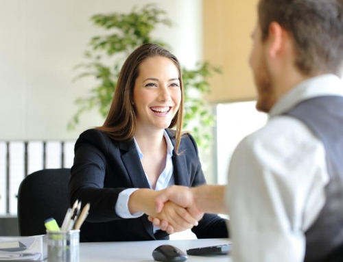 How to succeed at a sales job interview?