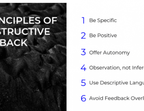 Tips on when and how to deliver positive feedback for colleagues: