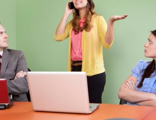 9 Rules of Open-Office Etiquette